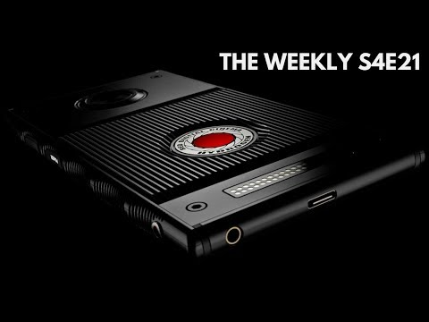 AT&T/ Time Warner, Microsoft Layoffs, Qualcomm vs Apple, Red Hydrogen One: The Weekly S4E21