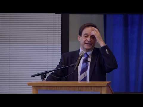 """Israel in 3D: Spotlight Jerusalem"" 2015 Keynote Speech by Dan Meridor"