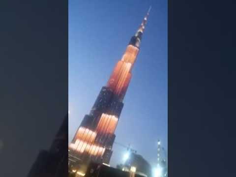 World biggest building dubai