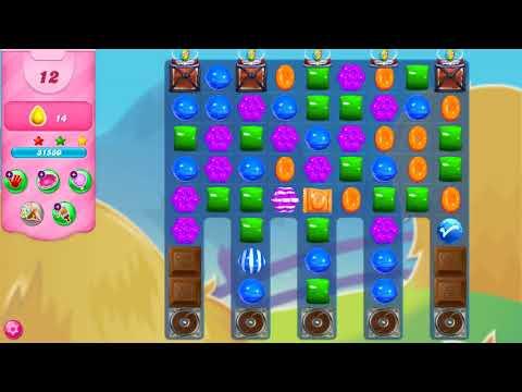 Candy Crush Saga Level 3213 NO BOOSTERS (glitched level)