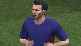 Pro Evolution Soccer 5 - 2005 - Manchester United F.C.  VS  Inter Milan (PC)