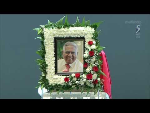 Singapore Former President S.R. Nathan's Favourite Tamil Song (Thanchaooru Mannai Eduthu)