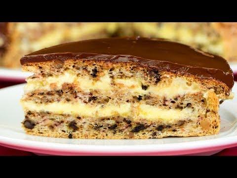 la-recette-du-meilleur-gâteau-aux-noix---je-le-prépare-quand-je-veux-me-gâter-!-│-savoureux.tv
