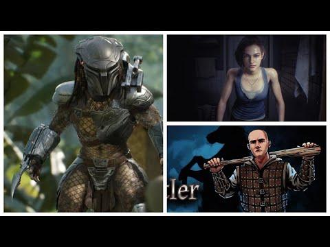 Анонс ремейка Resident Evil 3 и сравнение с оригиналом. Средневековое GTA. Predator: Hunting Grounds