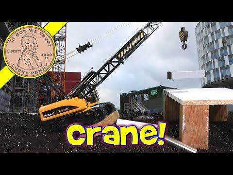 Radio Control Construction Crane TR-214 - RC Toy