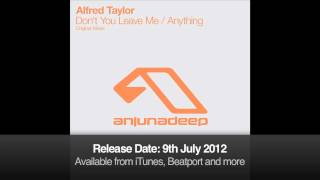 Alfred Taylor - Anything