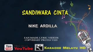 Nike Ardilla   Sandiwara Cinta   Karaoke   Tanpa Vokal   Minus One   Lirik Video HD   YouTube