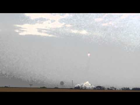 Cygnus CRS Orb-2 Rocket Launch from NASA Wallops Island