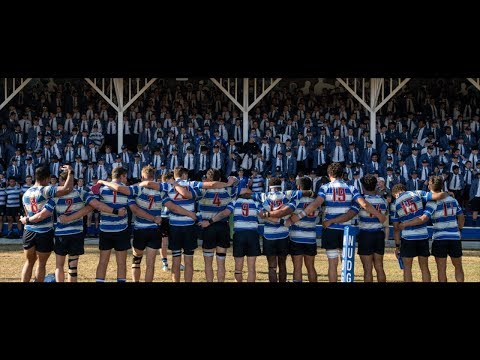 ST JOSEPH'S NUDGEE COLLEGE 1ST XV RUGBY GPS 2019