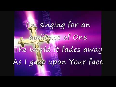 Worship Song - Audience of One