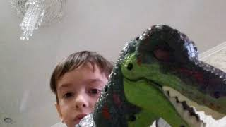 Денозавры, интересное видео.
