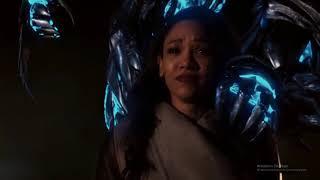 The Flash 3. Sezon 22. Bölüm Iris West Ölümü  ( ÇOK ÜZÜCÜ )