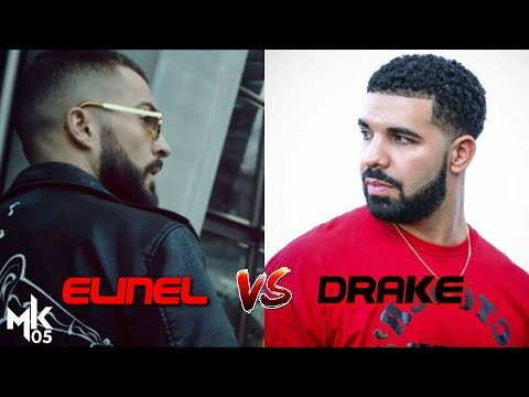 Drake copies the Albanian rapper to the song