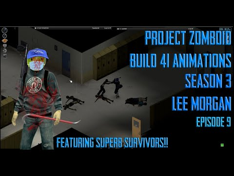 Rosewood school   Project Zomboid Build 41 SEASON 3 Animation Lets Play Episode #8