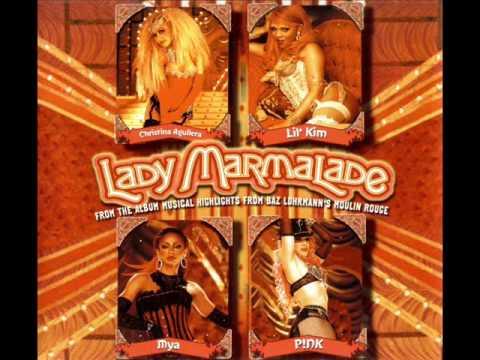 Christina Aguilera, Lil' Kim, Mya, Pink - Lady Marmalade (Ringtone)