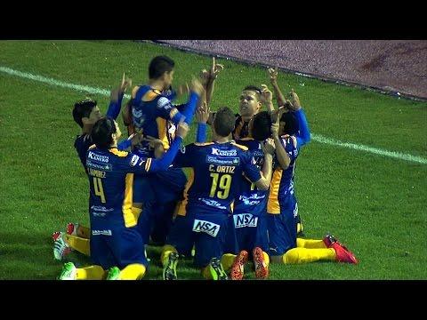 Aurora 1x2 Sportivo Luqueño - Copa Sudamericana 2015 - First Round