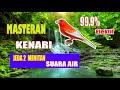 Masteran Kenari Jeda Suara Air  Menit Efektif Untuk Murai  Mp3 - Mp4 Download