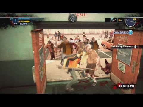 Dead Rising 2: Case 0 - All Combo Weapons -
