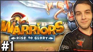 NIBY MIECZE I SANDAŁY, ALE COS NOWEGO?! - Warriors: Rise to Glory #1