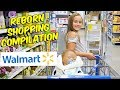 Shopping With Reborn Baby Doll At Walmart Haul Compilation mp3