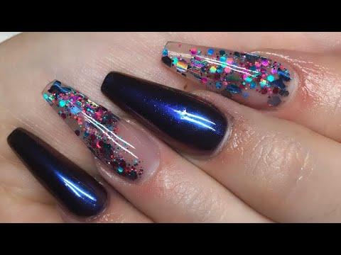 acrylic nails watch
