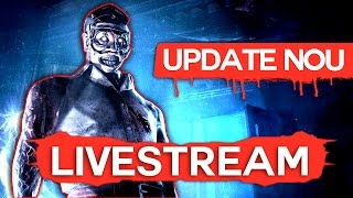 UPDATE CRIMINAL NOU Dead by Daylight + GTA Online! (LIVESTREAM)