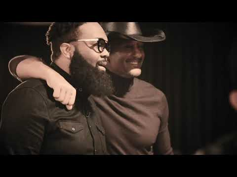 Brooke Taylor - Tim McGraw + Blanco Brown Will Give You Chills [VIDEO]