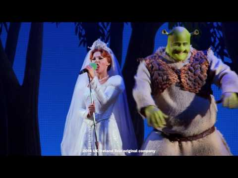 Shrek the Musical - UK Tour - ATG Tickets