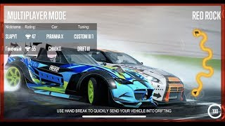 CarX Drift Racing 2 - OUT NOW!! First ONLINE Tandems / 350Z Build!!   SLAPTrain