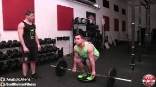 Deadlift: Increase Strength By Eliminating Weak Points!