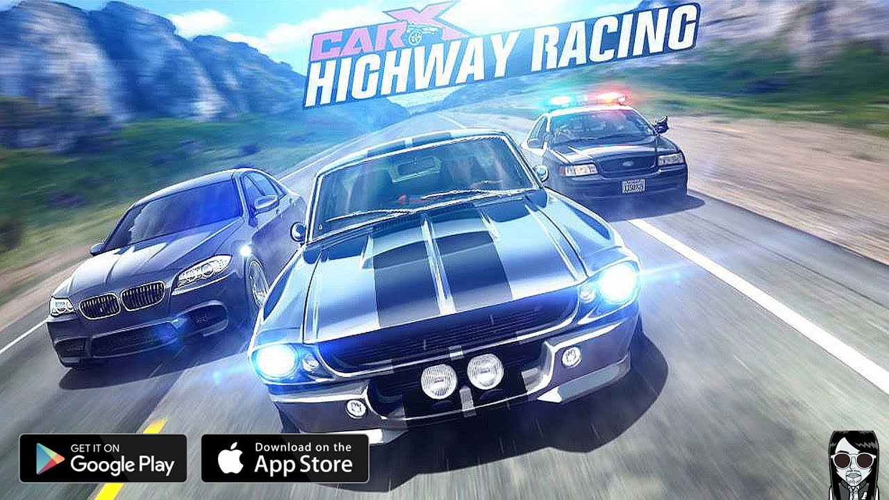 CarX Highway Racing】Gameplay Android / iOS - YouTube