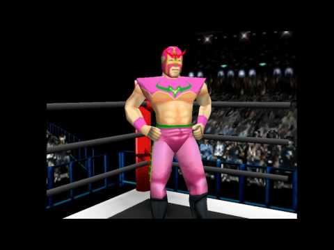 nL Live - Random Nintendo 64 Wrestling Games!