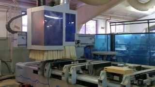 Homag Venture 12M в производстве деревянных лестниц(, 2014-01-23T13:50:38.000Z)