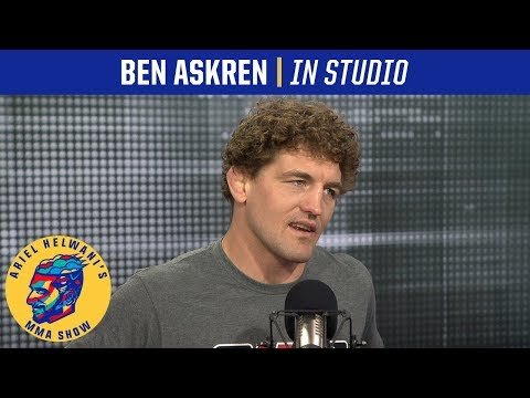 Ben Askren: Jorge Masvidal is 'pissed' I'm making double what he makes | Ariel Helwani's MMA Show