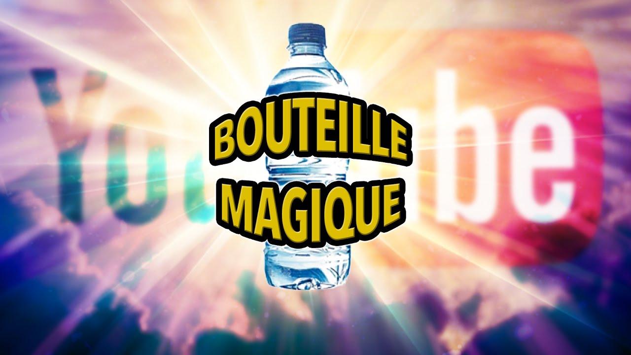 LA BOUTEILLE MAGIQUE – Seb la Frite