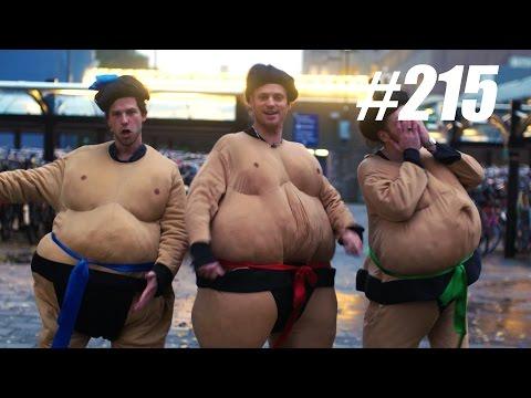 #215: Trein Race [OPDRACHT]