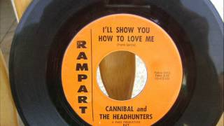 CANNIBAL &THE HEAD HUNTERS,I