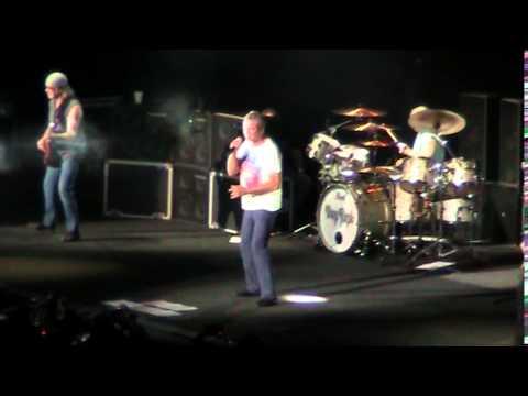 Deep Purple - Aprés Vous, Mexico City, Arena Ciudad De México, Noviembre 2014