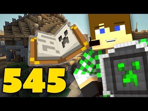Minecraft ITA - #545 - Ladro di libri