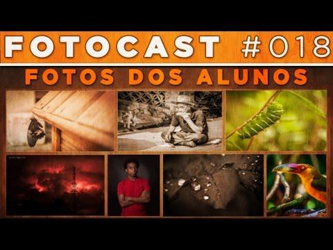 Fotocast #18 - ESPECIAL: Competição De ALUNOS Cara Da Foto