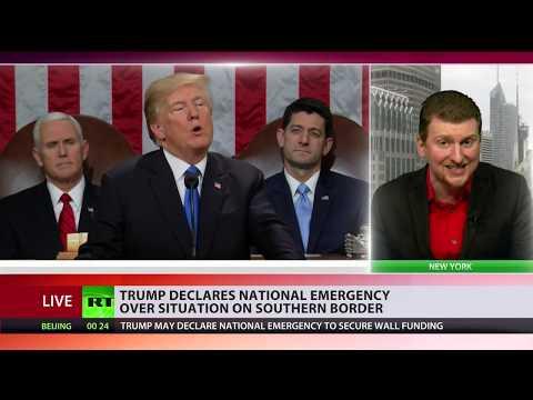 Trump declares national