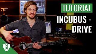 Incubus - Drive   Gitarren Tutorial Deutsch
