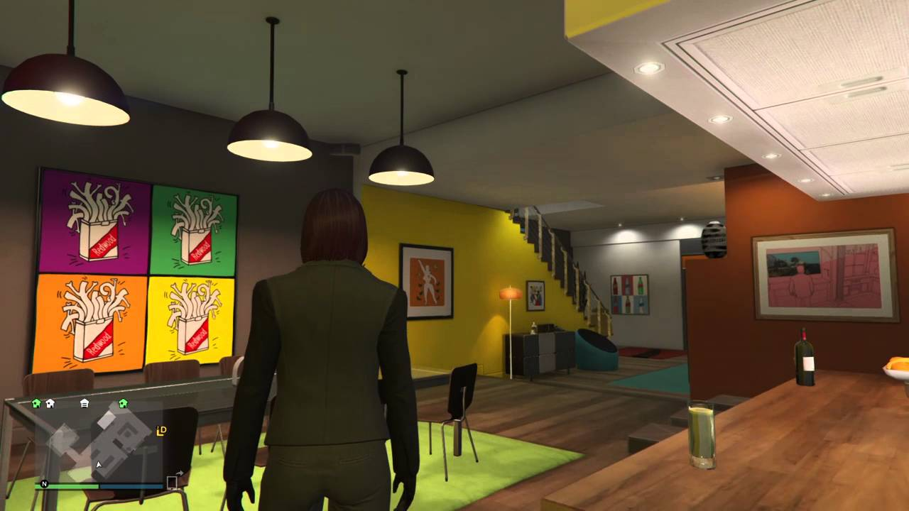gta v online penthouse apartment designs vibrant 3 of 8