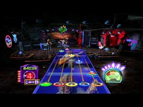 Guitar Hero 3 ZV MANÁ - En El Muelle De San Blas