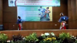FLS2N tari tingkat provinsi jakarta (SMAN 38 JAKARTA) 2012