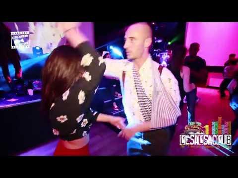 Dj Sergi & Reem - social dancing @ Lesalsa'Club Party
