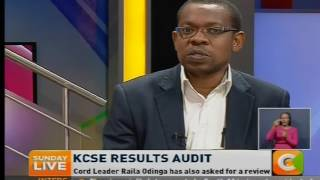KCSE result audit
