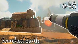 HOE STERK IS MIJN BASE? -  ARK Scorched Earth #048