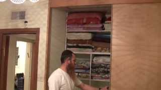 Moving Wardrobe Closet- Sliding Doors Closet Http://www.micori.biz/