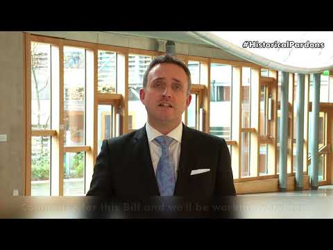 Historic Sexual Offences (Pardons and Disregards) (Scotland) Bill